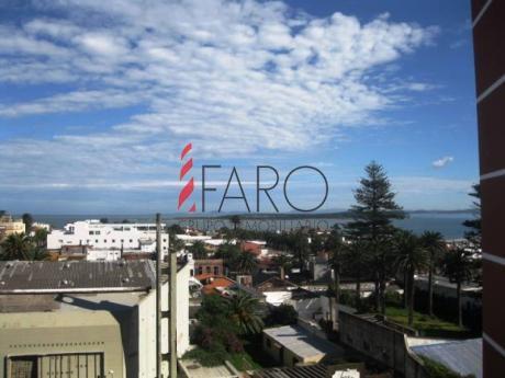 Apartamento En Península 2 Dormitorios Con Garage - Ref: 32806