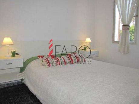 Apartamento En Mansa 1 Dormitorio 1 Baño Cochera - Ref: 33487