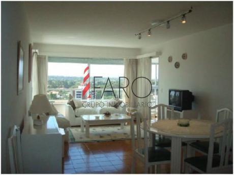 Apartamento En La Mansa 2 Dormitorios En Complejo Con Todos Los Servicios - Ref: 33906