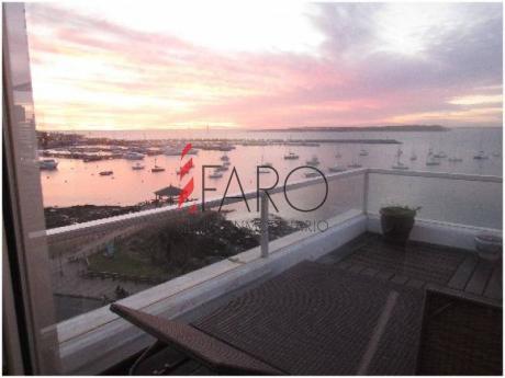 Penthouse En Península 3 Dormitorios Parrillero - Ref: 34117