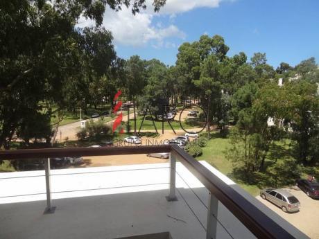 Apartamento En Solanas 1 Dormitorio Con Parrillero - Ref: 34588