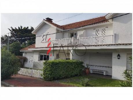 Casa P.h. En Península 4 Dormitorios Con Garage - Ref: 34602