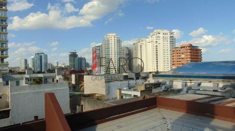 Apartamento En Mansa 3 Dormitorios Con Terraza