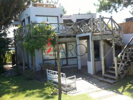 Casa En La Barra 4 Dormitorios Piscina Parrillero