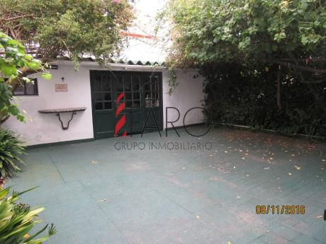 Casa En Península 4 Dormitorios Patio Parrillero