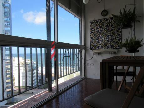 Apartamento En Península 1 Dormitorio Con Garage