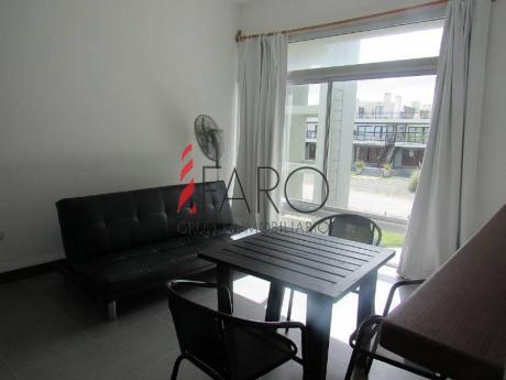 Apartamento En Manantiales 1 Dormitorios 1 Baños Con Azotea Con Parrillero