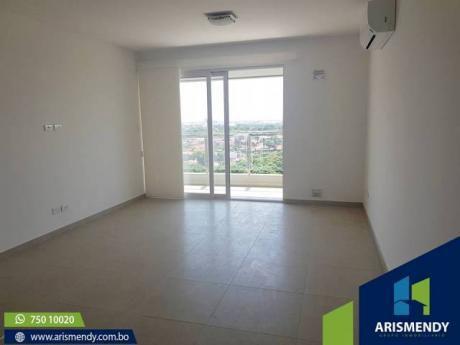 Departamento En Alquiler De 3 Dormitorios – Av. Beni Cuarto Anillo