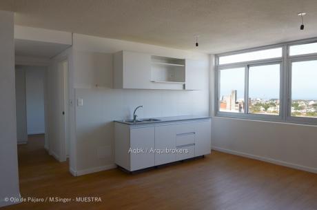 87248 - Apartamento En Venta De 1 Dormitorio En Parque Batlle