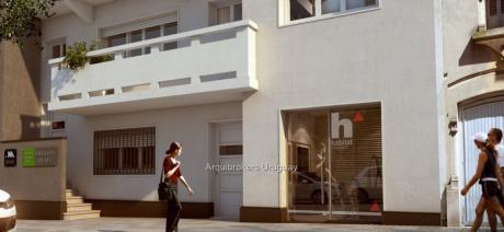 76763 - Apartamento Monoambiente En Venta En Parque Rodó