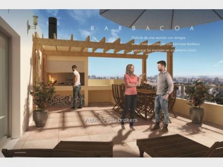 86661 - Apartamento De 1 Dormitorio En Venta En Parque Rodó