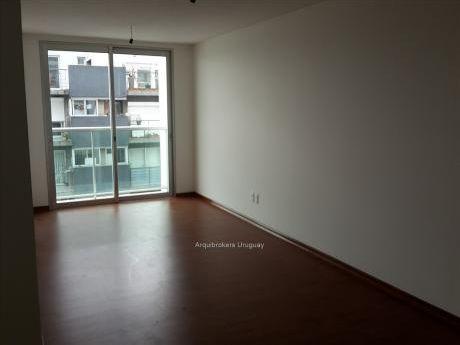 77068 - Apartamento De 1 Dormitorio En Venta En Tres Cruces
