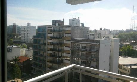 74843 - A Pasos Del Parque Batlle 2 Dormitorios En Piso 9