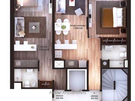 83467 - 1 Dormitorio ,inverti En Un Excelente Punto