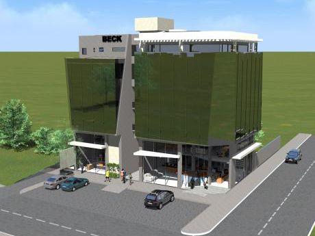 Edificio Corporativo Beck