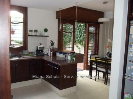 Alquiler Casa Punta Carretas  4 Dormitorios Garage