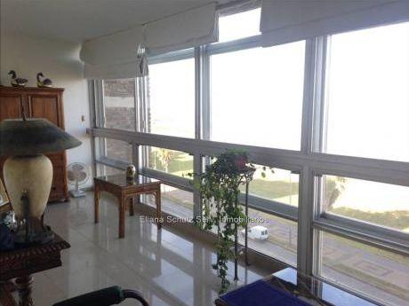 Venta O Alquiler Apartamento Rambla Punta Carretas