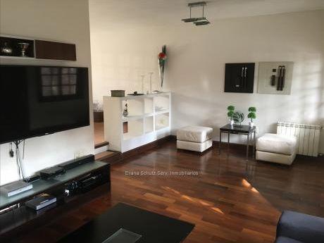 Venta O Alquiler Casa Punta Carretas 4 Dormitorios