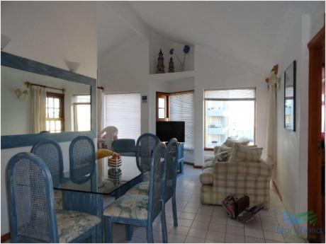 Muy Lindo Apartamento , En El Corazón De La Península A 1 Cuadra De Av. Gorlero.