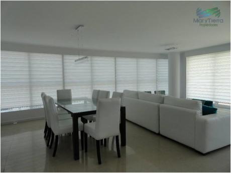 Apartamentos En Playa Mansa: Myt515a