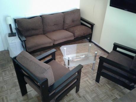 Apartamento En El Centro De Montevideo Ejido Y 18 De Julio