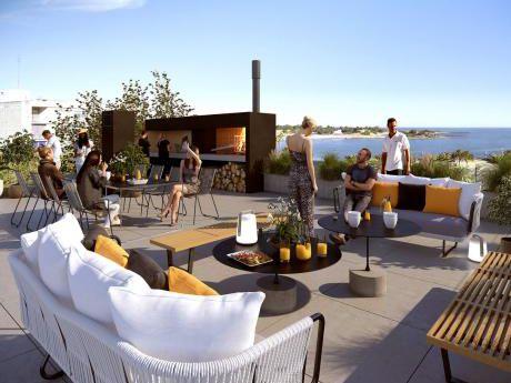 Tempo Rambla.jackson Y Piera. 1 Dorm C/terraza