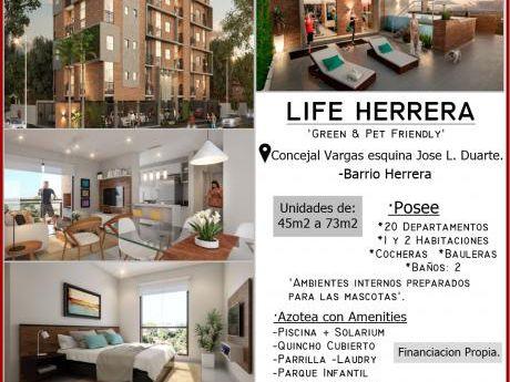 Edificio Life Herrera!
