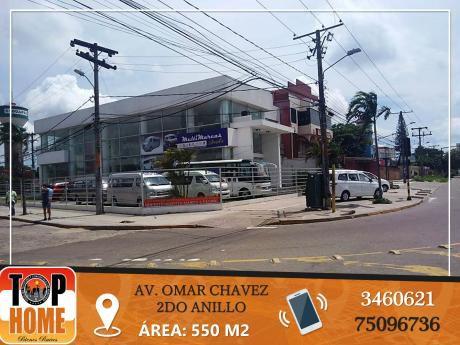Amplio Local En Alquilar O Venta En Av Omar Chavez