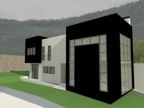 Hermosa Casa A Estrenar En Venta En Achumani, Condominio Cerrado