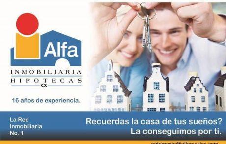 Alfa Inmobiliaria Vende  Departamentos Zona Mcal Lopez Y Gral Aquino Col. Inter