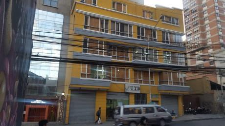 Edificio De 5 Pisos En Venta