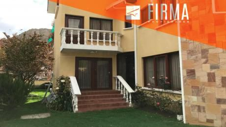 Fcv10918 – Casa En Venta, Achumani