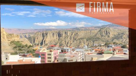 Fdv12314 – Departamento En Preventa, Lomas De Achumani