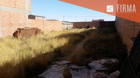 Ftv13016 – Terrenos En Venta, El Alto
