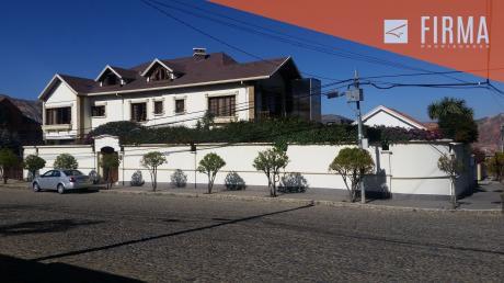 Fca14558 – Alquila Tu Casa En Achumani