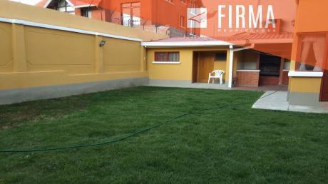 Fca15890 – Alquila Esta Casa En Irpavi