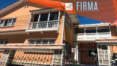Fcv9262 – Casa En Venta, Sopocachi