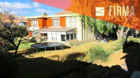Casa En Alquiler, Calacoto