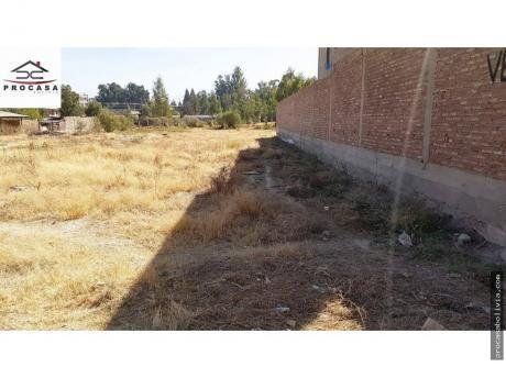 $u$ 98,000  Terreno Continuación Villavicencio