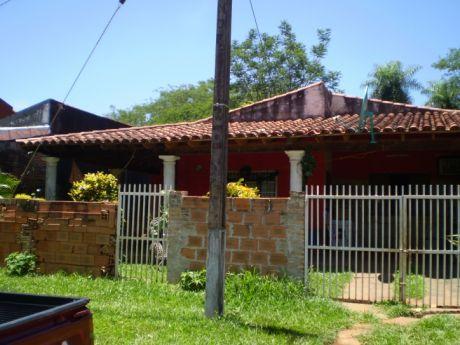 Vendo Casa En Luque Zona Rakiura