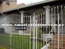 Residencia En Venta Barrio Mcal Estigarribia