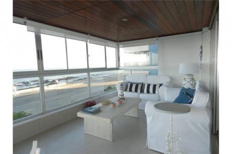 Alquiler Depto. 4 Dormitorios En Brava Peninsula
