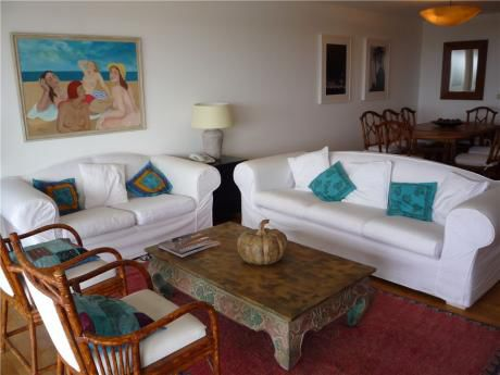 Alquiler Departamento Playa Brava 3 Dormitorios