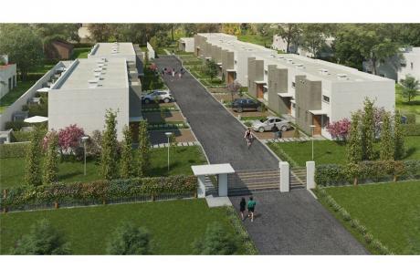 Casas A Estrenar 2 Y 3 Dormitorios- Lagomar Norte
