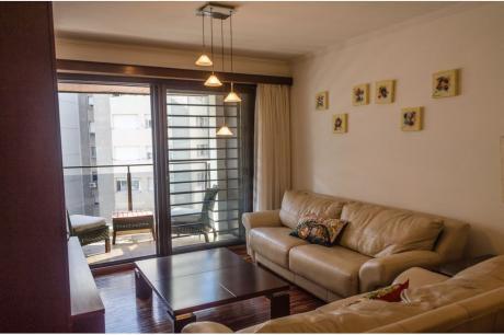 Alquiler Apartamento Amueblado 2 Dormitorios Garaj