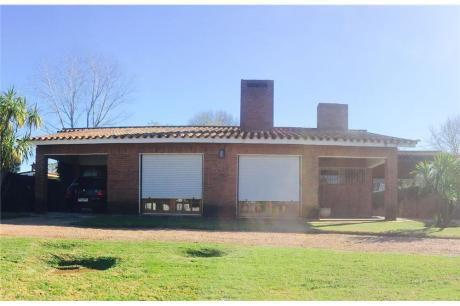 Venta Casa San Jose De Carrasco!!!