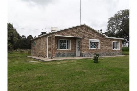 Chacra Rincón De Pando.dos Casas, 7 Has.