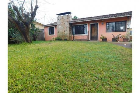 Casa 3 Dormitorios Con Barbacoa En Solymar