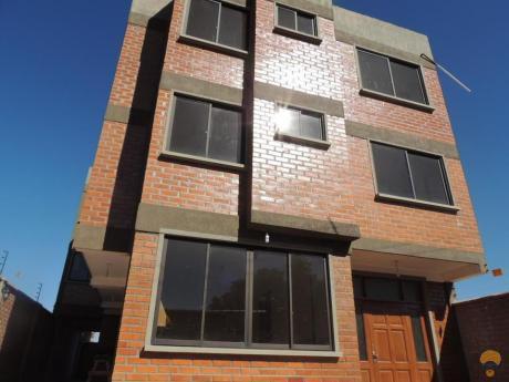 Alquilo Hermoso Departamento En Tiquipaya