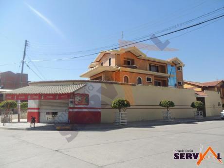 Sobre Avenida Casa De 3 Plantas, Inmediaciones Segip Km 6 B.galindo